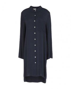Короткое платье REBEL QUEEN by LIU •JO. Цвет: темно-синий