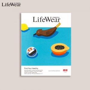 Журнал LifeWear Uniqlo