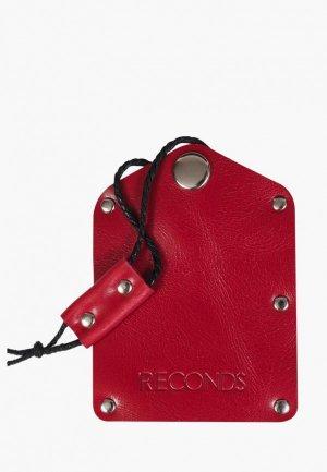 Ключница Reconds. Цвет: красный