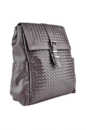 Рюкзак Barcelo Biagi. Цвет: коричневый