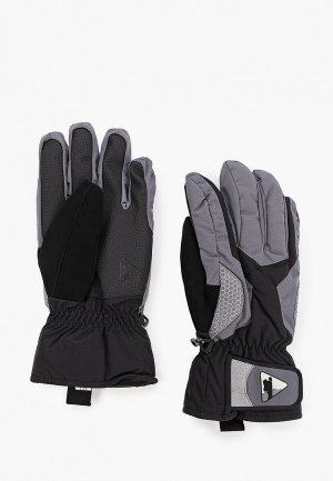 Перчатки Bask FREEFLY. Цвет: серый
