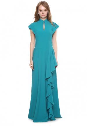 Платье Marichuell MARTA. Цвет: бирюзовый