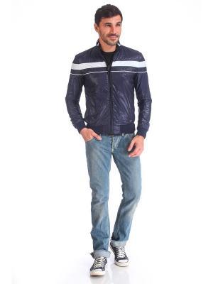 Куртка мужская Censured. Цвет: синий