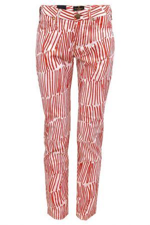 Брюки Vivienne Westwood. Цвет: красный