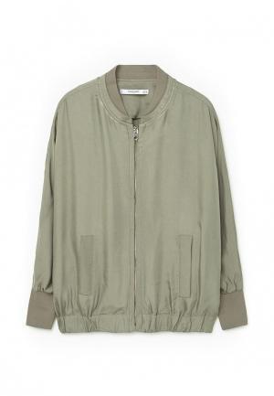 Куртка Mango - MURCI. Цвет: хаки