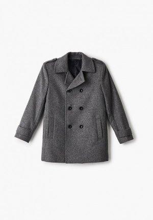 Пальто Smiths brand Smith's. Цвет: серый