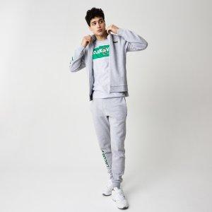 Спортивная одежда Спортивный костюм Lacoste. Цвет: серый