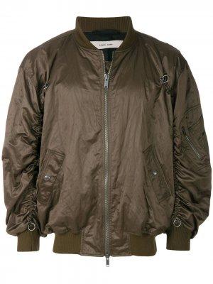 Куртка Jerrit Damir Doma. Цвет: зеленый