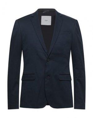 Пиджак MINIMUM. Цвет: темно-синий