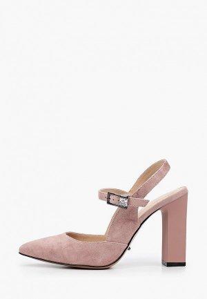 Туфли Calipso. Цвет: розовый