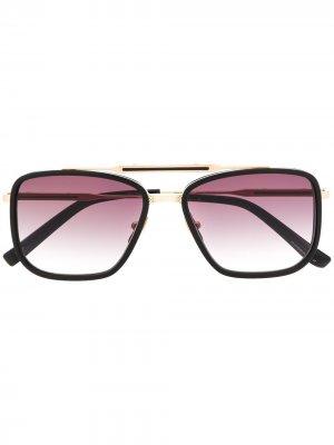 Солнцезащитные очки Vantage EQUE.M. Цвет: золотистый