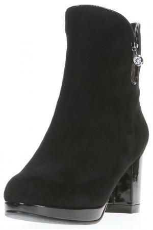 Ботинки BALEX GRAND. Цвет: черный