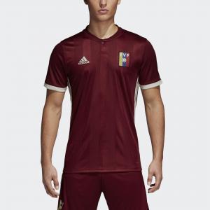 Домашняя игровая футболка сборной Венесуэлы Performance adidas. Цвет: белый