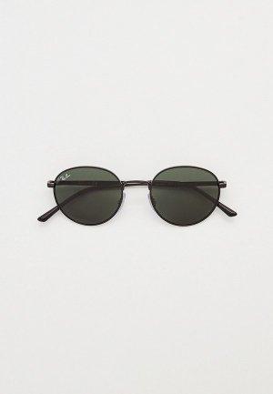 Очки солнцезащитные Ray-Ban® RB3681 002/71. Цвет: черный