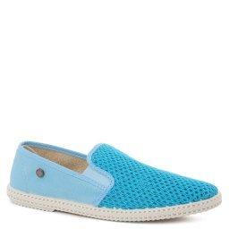 Эспадрильи 10329039059 сине-голубой MEDITERRANEA