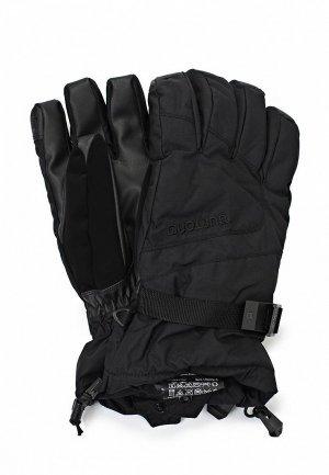 Перчатки горнолыжные Burton MB PROFILE GLV. Цвет: черный