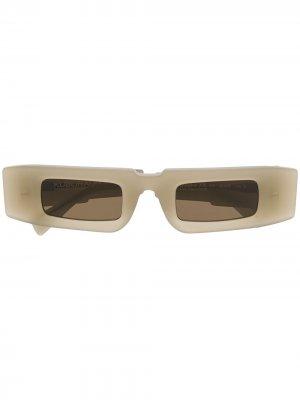 Солнцезащитные очки X5 Mask Kuboraum. Цвет: нейтральные цвета