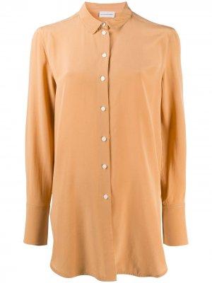 Рубашка Cologne By Malene Birger. Цвет: нейтральные цвета