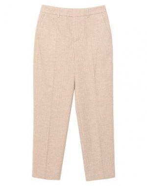 Повседневные брюки DRYKORN. Цвет: бежевый