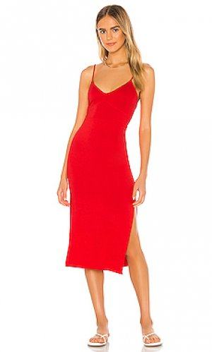 Платье bette Privacy Please. Цвет: красный