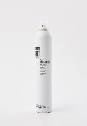 Спрей для укладки LOreal Professionnel L'Oreal Tecni.Art Fix Anti-Frizz Pure, 400 мл. Цвет: прозрачный