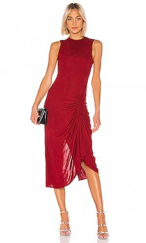 Платье ladie Joseph. Цвет: красный