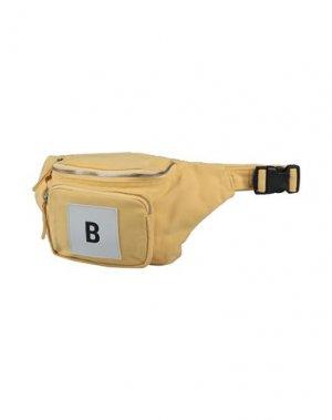 Рюкзак BAND OF OUTSIDERS. Цвет: желтый