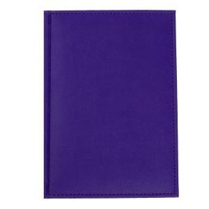 Ежедневник датированный а5 на 2022 год, 168 листов, обложка искусственная кожа vivella, светло-лиловый Calligrata