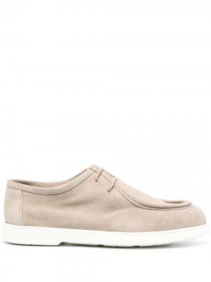 Doucals туфли броги на резиновой подошве Doucal's. Цвет: нейтральные цвета