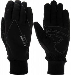 Перчатки , размер 8 Ziener. Цвет: черный
