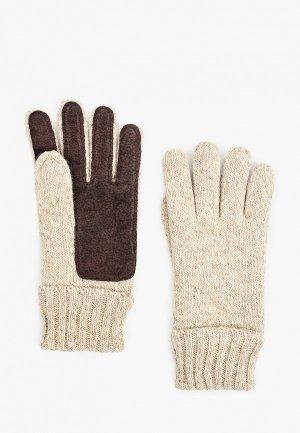 Перчатки Onigloves. Цвет: бежевый