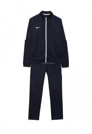 Костюм спортивный Nike Kids Dry Academy Football Tracksuit. Цвет: синий