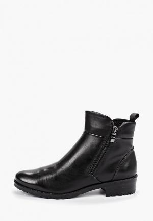 Ботинки Caprice. Цвет: черный