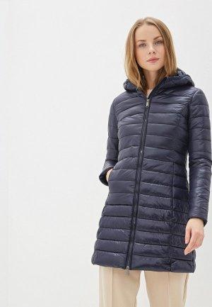 Куртка утепленная Keddo. Цвет: синий