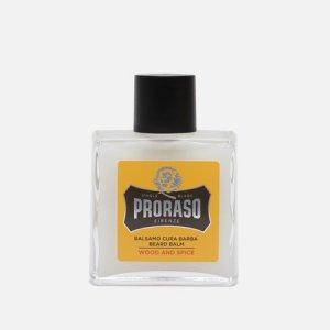 Бальзам для бороды Wood & Spice Proraso. Цвет: жёлтый