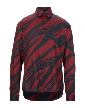 Pубашка BAND OF OUTSIDERS. Цвет: красно-коричневый