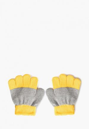 Перчатки PlayToday. Цвет: серый