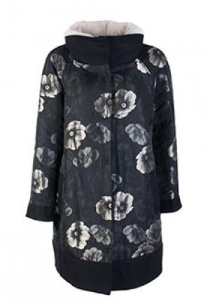 Куртка VIOLANTI. Цвет: черный
