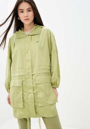 Парка SH. Цвет: зеленый