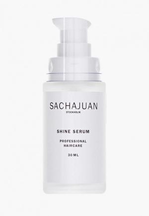 Сыворотка для волос Sachajuan Восстанавливающая сияние поврежденных 30 мл. Цвет: прозрачный
