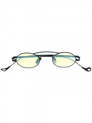 Солнцезащитные очки Birkin C.6-7 Eyepetizer. Цвет: черный