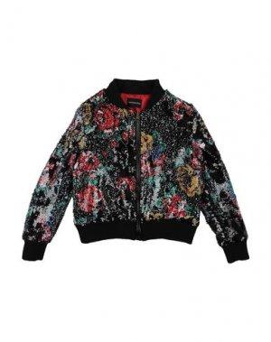 Куртка MARCO BOLOGNA. Цвет: черный