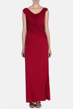Платье Karen Millen. Цвет: red