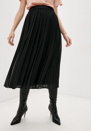Юбка Cappellini. Цвет: черный