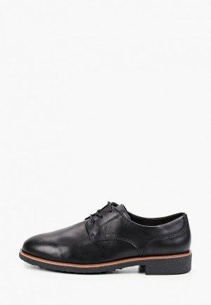 Ботинки Clarks Griffin Lane. Цвет: черный