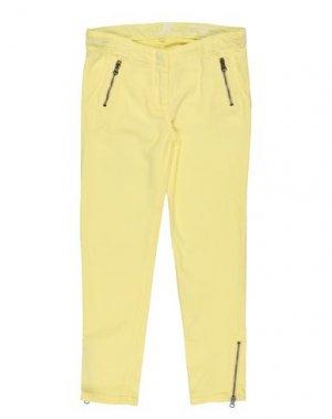 Джинсовые брюки AMERICAN OUTFITTERS. Цвет: желтый