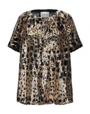 Блузка ANTIK BATIK. Цвет: золотистый