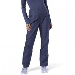 Спортивные брюки Outerwear Fleece Land Reebok. Цвет: heritage navy