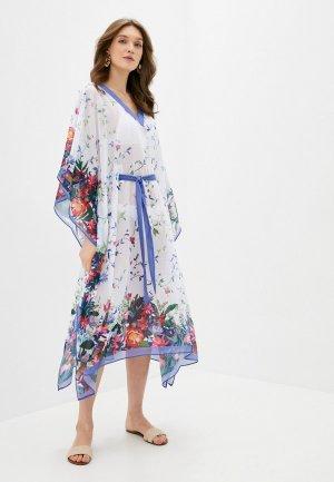 Платье пляжное Infinity Lingerie. Цвет: белый