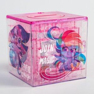 Копилка-лабиринт, my little pony Hasbro